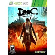 CapCom Devil May Cry - Xbox 360 at Kmart.com