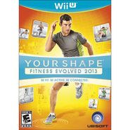 Ubisoft Wii U Your Shape: Fitness Evolved 2013 at Kmart.com
