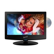 "Supersonic SC-1512 15"" Class LED HDTV with Built-in DVD Player at Kmart.com"