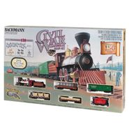 Bachmann Trains Civil War Confederate 'HO' Scale Ready To Run Electric Train Set at Kmart.com