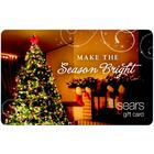 Sears Holiday Tree eGift Card