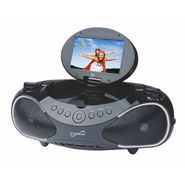 "Supersonic 7"" Portable TFT LCD Display with TV, DVD, CD/MP3, AM/FM Radio at Kmart.com"