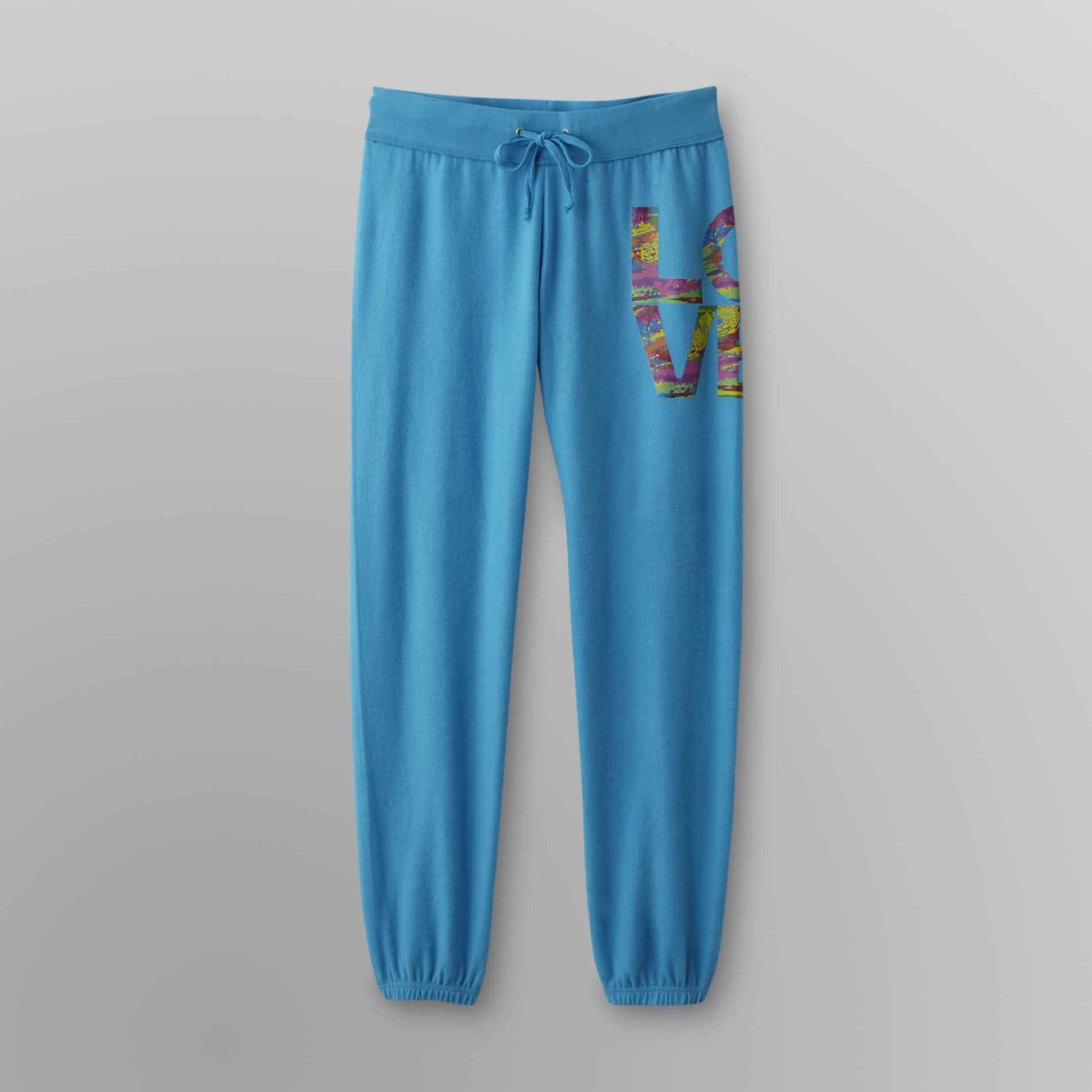 Joe by Joe Boxer Women's Graphic Sweatpants - Love at Sears.com