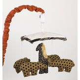 Cotton Tale Animal Stackers Mobile at mygofer.com