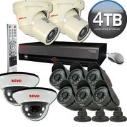 Revo Elite 16 Channel 4TB Hard Drive Surveillance System with (8) Quick Connect Cameras and (2) Elite Cameras at Kmart.com