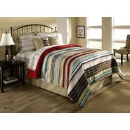 Cannon Variegated Stripe Comforter at Kmart.com