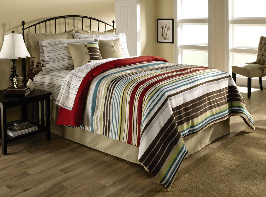 Cannon  Variegated Stripe Comforter