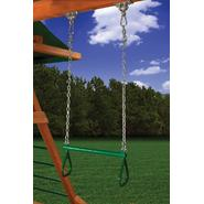 Gorilla PlaySets 21 Inch Deluxe Trapeze Bars-Green at Kmart.com