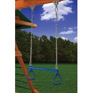 Gorilla PlaySets 21 Inch Deluxe Trapeze Bars-Blue at Kmart.com