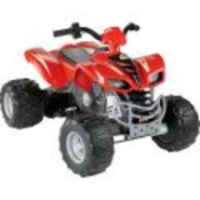 Power Wheels Kawasaki KFX Quad Battery Operated Ride On at Kmart.com