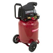 Craftsman 10 Gallon Oil-Lube Portable Air Compressor with Inflation/Blowgun Kit at Sears.com