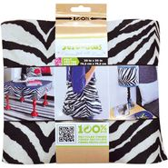 "Feltables Craft Pack Felt Printed Piece 36""X36"" Zebra at Kmart.com"