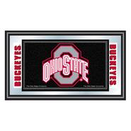 Trademark Global The Ohio State University Logo and Mascot Framed Mirror at Kmart.com