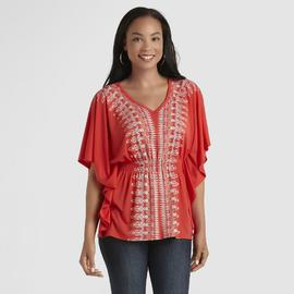 Canyon River Blues Women's Patterned Poncho at Sears.com