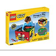 LEGO Neat-Oh! LEGO City Fire ZipBin Large Toy Box & Playmat at Kmart.com