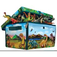 Neat Oh! Neat-Oh! ZipBin Dinosaur Collector Toy Box & Playset at Kmart.com