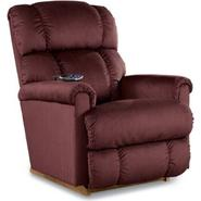 La-Z-Boy SNUGGLE POWER RECLINER BERRY at Sears.com
