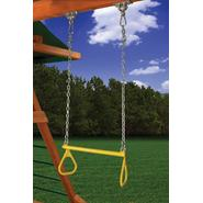 Gorilla PlaySets 21 Inch Deluxe Trapeze Bars-Yellow at Kmart.com