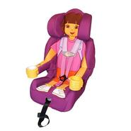 KIDSEmbrace Dora the Explorer Combination Toddler/Booster Car Seat at Kmart.com