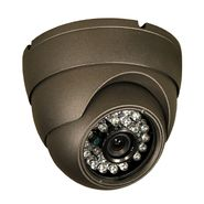 Security Labs Indoor/Outdoor Turret Dome (420TVL), Sony CCD, 3.6mm lens, 24 IR's for night time vision at Kmart.com
