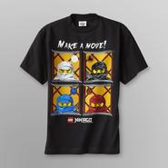 LEGO Boy's Ninjago Masters of Spinjitzu T-Shirt at Sears.com
