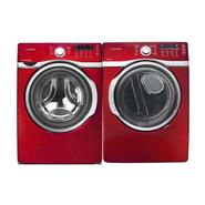 Samsung 3.9 cu. ft. Front-Load Washer and 7.4 cu. ft. Dryer Bundle at Sears.com