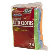 Detailer's Choice 24PK MICRO FIBER AUTO CLOTHS at Kmart.com