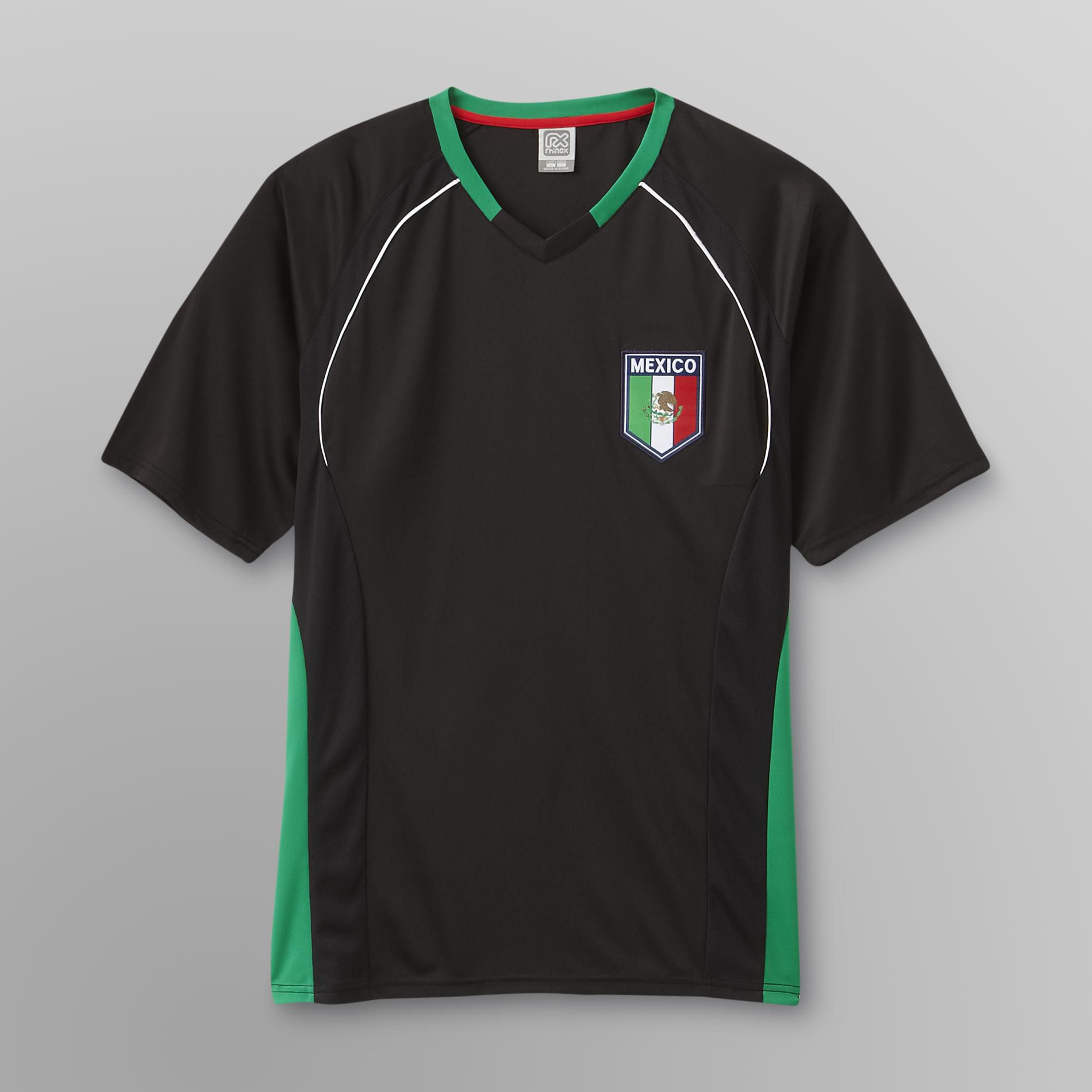 EURO SOCCER Men's Mexico Soccer Jersey at Kmart.com