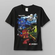 LEGO Boy's Ninjago Masters of Spinjitzu T-Shirt at Kmart.com
