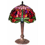 Warehouse of Tiffany Tiffany-style Dragonfly Table Lamp at Sears.com