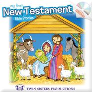Twin Sisters Productions My First New Testament Stories Padded Board Book at Kmart.com