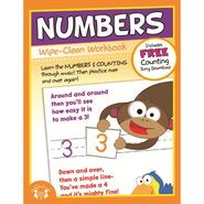 Twin Sisters Productions Numbers Wipe-Clean Workbook at Kmart.com