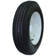 HI-RUN Utility Trailer Tire/Whl Assy 5.30-12 Lrc 4hl at Sears.com