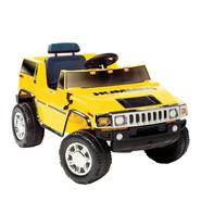 Kid Motorz Hummer H2 One Seater in Yellow 6V at Sears.com