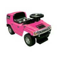 Kid Motorz Hummer H2 Foot to Floor Pink at Sears.com