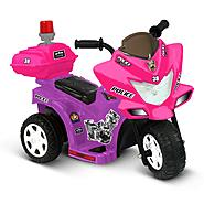 Kid Motorz Lil Patrol Purple and Pink 6V at Sears.com
