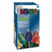 Brite Star 25L C-7  MULTI LED FACETED LIGHT SET at Kmart.com