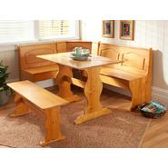 Essential Home Emily Breakfast Nook- Pine at Kmart.com