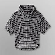 Glo Junior's Cowl Neck Top - Striped at Kmart.com
