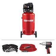 Craftsman 33 Gallon Vertical Portable Air Compressor ...