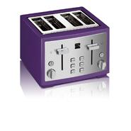 Kenmore 4 slice toaster, Purple at Kenmore.com