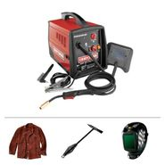 Craftsman MIG 180 Gas/No Gas Welder with Cart Bundle at Sears.com