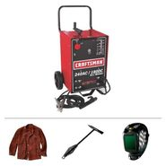 Craftsman Arc 240 AC/180 DC Welder Bundle at Sears.com