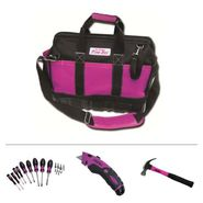 The Original Pink Box Hand Tools Bundle at Kmart.com