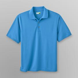 Links Edition Men's Performance Golf Shirt - Striped at Kmart.com