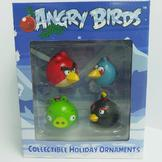 Angry Birds 4ct Ornament Pack at mygofer.com
