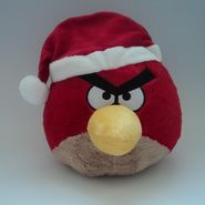 Angry Birds 8in Christmas Plush - Red at Kmart.com