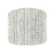 Rhodium Plated 2.00cttw Diamond Band Ring at Sears.com