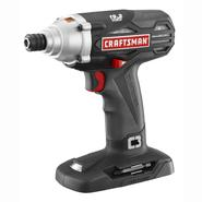 Craftsman C3 19.2-volt Cordless Impact Driver 17080 at Sears.com