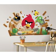 RoomMates Angry Birds Peel & Stick Giant Wall Decals at Sears.com